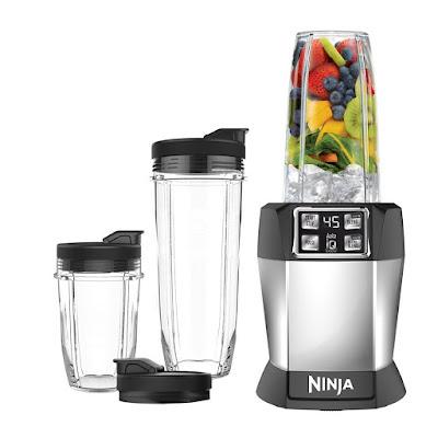Nutri Ninja Auto-iQ Blender (BL482)