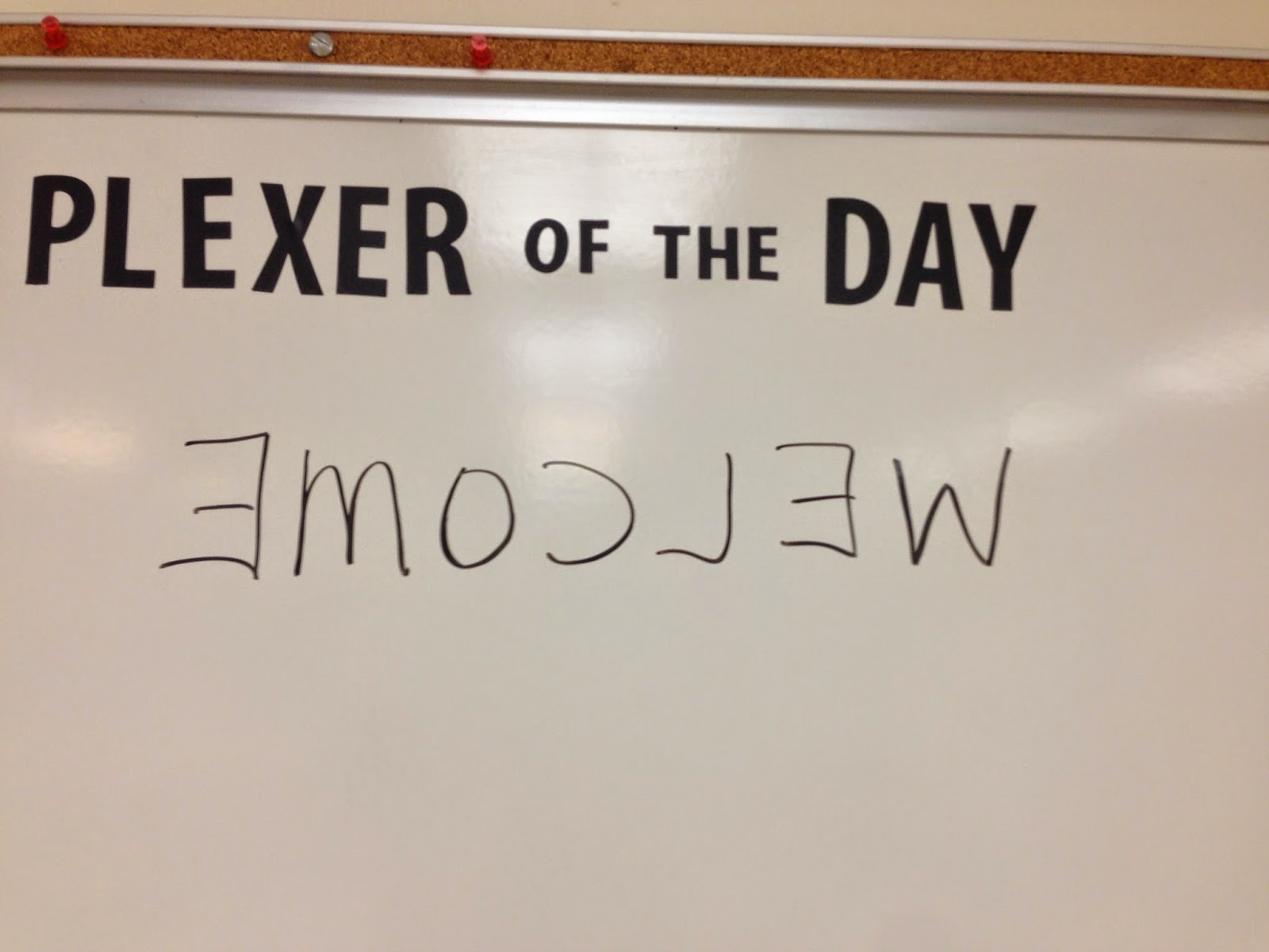 Eat Play Math Plexer Of The Day As A Class Opener