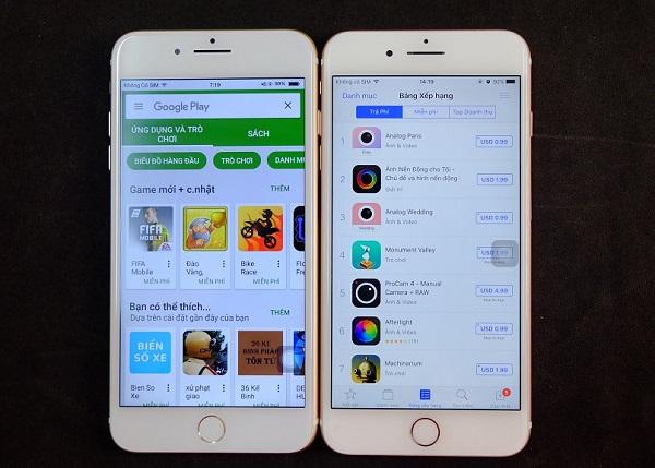 Iphone 7 plus fake giá rẻ