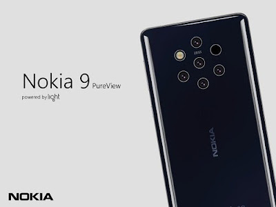 Nokia 9 PureView is Next Nokia Flagship with 5 Cameras