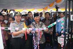 Yakobus Marjuki Hadiri Peresmian Gedung Majelis ta'lim Al-Qur'an (MTA) Kota Jayapura