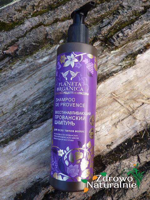 Planeta Organica - Prowansalski szampon do włosów