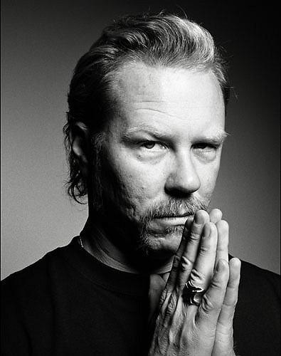 James Hetfield 10 Vokalis Rock Terhebat Sepanjang Masa