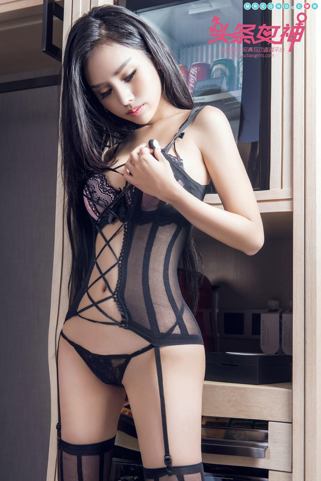 Image TouTiao-2017-12-05-Chen-Di-Ya-MrCong.com-004 in post TouTiao 2017-12-05: Người mẫu Chen Di Ya (陈迪垭) (35 ảnh)