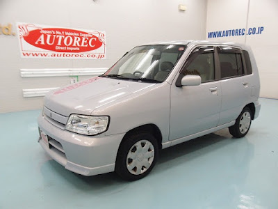 19516T2N8 2001 Nissan Cube Alte