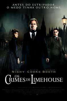 Os Crimes de Limehouse Torrent – 2018 (BluRay) 720p e 1080p Dublado / Dual Áudio