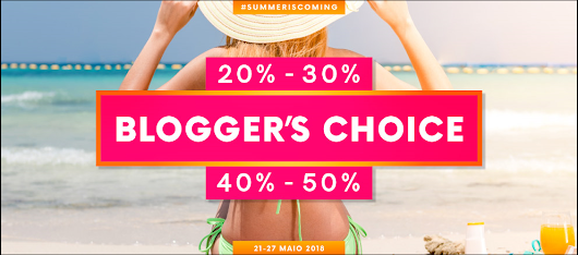 SKIN - BLOGGER'S CHOICE #21