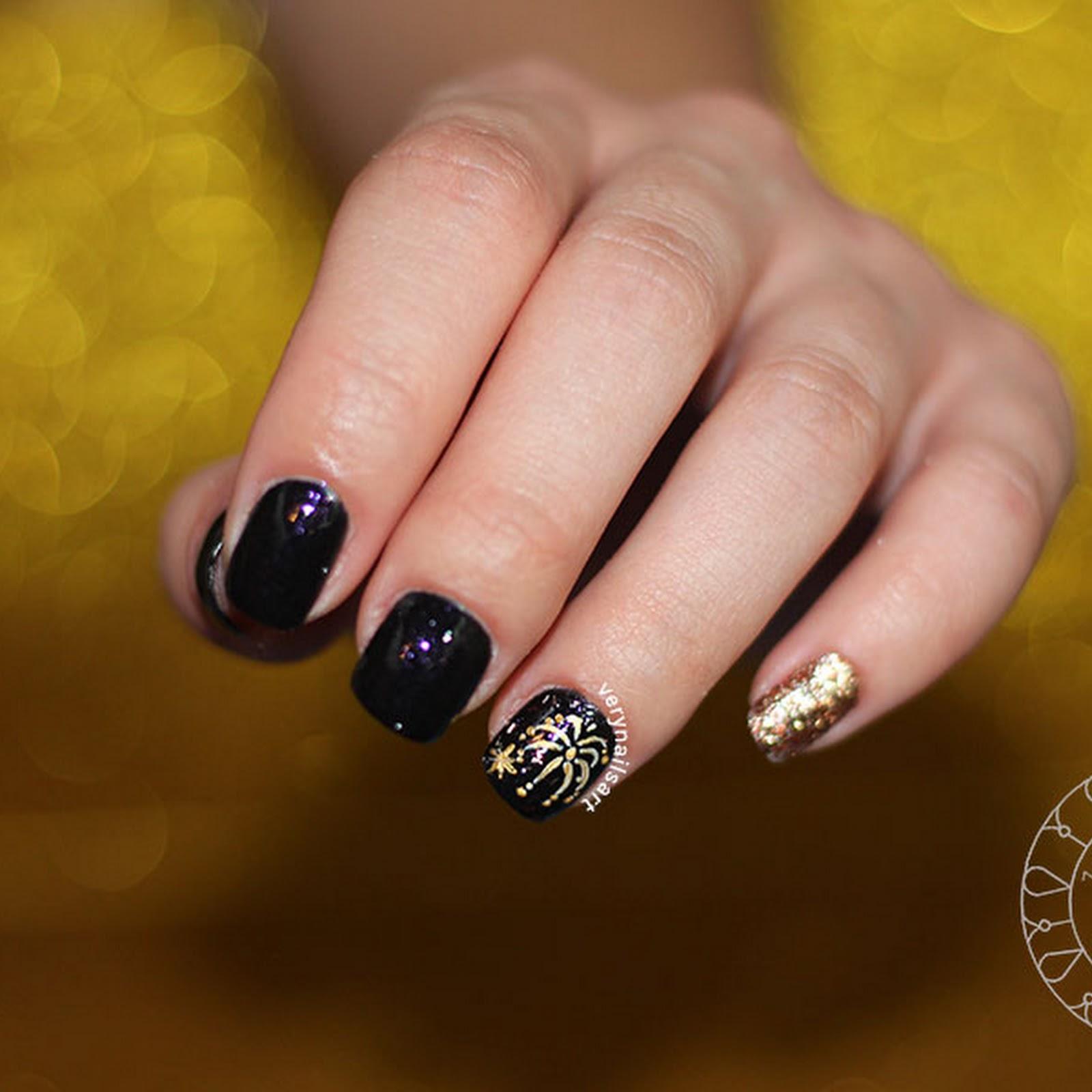 2016 Verynailsart Blog De Uñas Decoradas Nail Art Paso