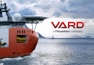 Vard costruirà tre navi per la Guardia Costiera norvegese