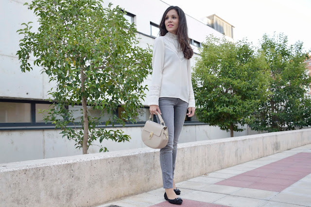 blusa-romantic-blouse-look-outfit-gris-lady-girl-trends-gallery