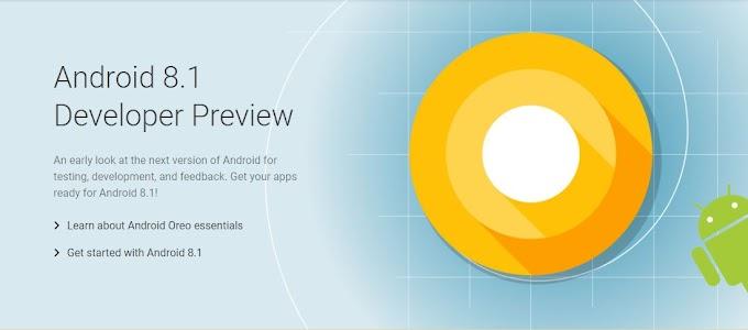 Android'in Yeni Sürümü Android 8.1 Yayınlandi
