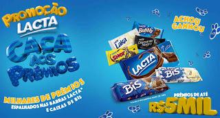 Participar Promoção Lacta 2016 Caça Aos Prêmios