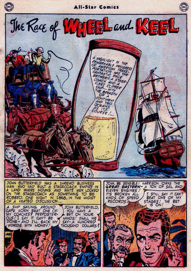 Read online All-Star Comics comic -  Issue #53 - 45