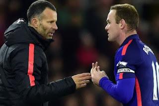 Ryan Giggs Simpati Nasib Rooney