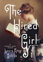 The Hired Girl by Laura Amy Schlitz book cover and review