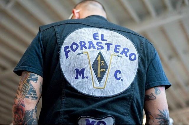 Biker Trash Network • Outlaw Biker News : El Forastero M C