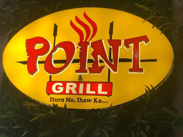 Point and Grill restaurant