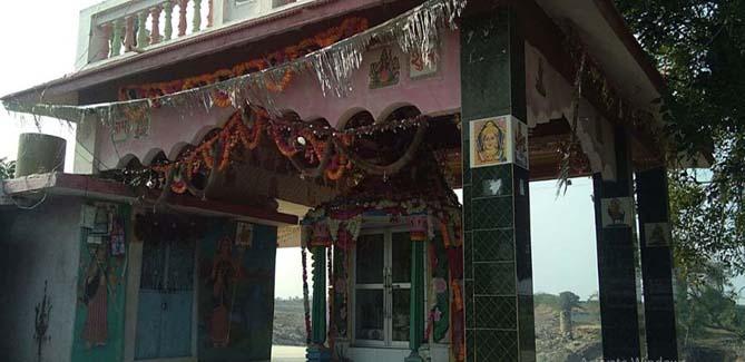 Varudi Maa Temple