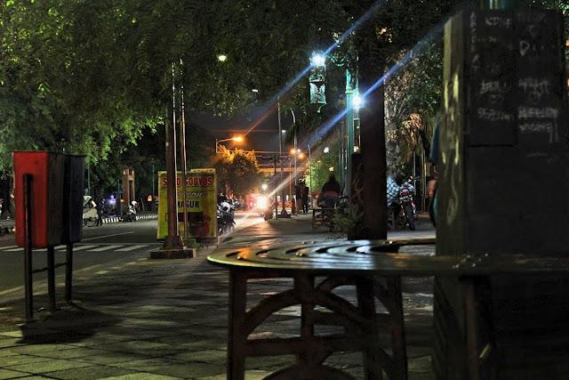 Zona Pedestrian