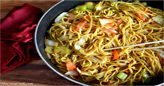 Copycat Panda Express Chow Mein Recipe
