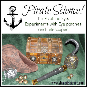 Talk Like a Pirate Day Science Experiments