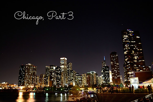 Travel; Chicago; Chicago skyline | My Darling Days