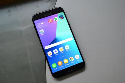 فتح قفل الشاشة لجهاز Galaxy A7 2017 A720F U6 8.0 Frp:On Oem:On