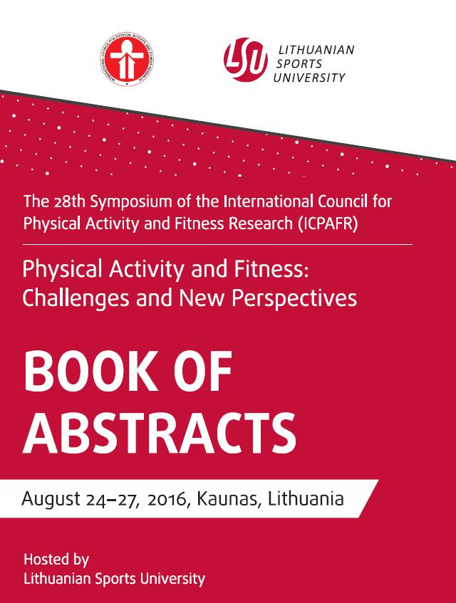 International Council for Physical Activity and Fitness Research