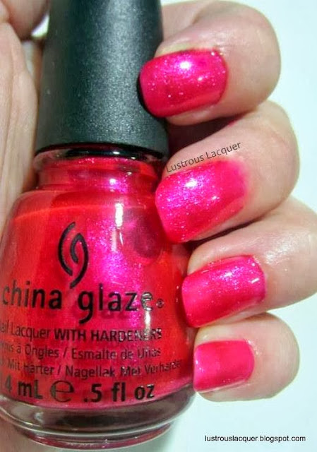China Glaze 108 degrees