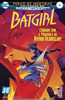 DC Renascimento: Batgirl #16