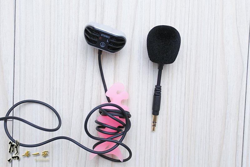 DJI OSMO FM-15 Fleximic V.S AT9902鐵三角 麥克風音質PK