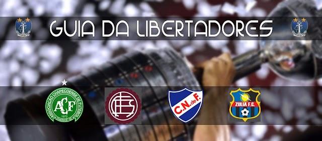 Guia da Libertadores 2017 – Grupo 7