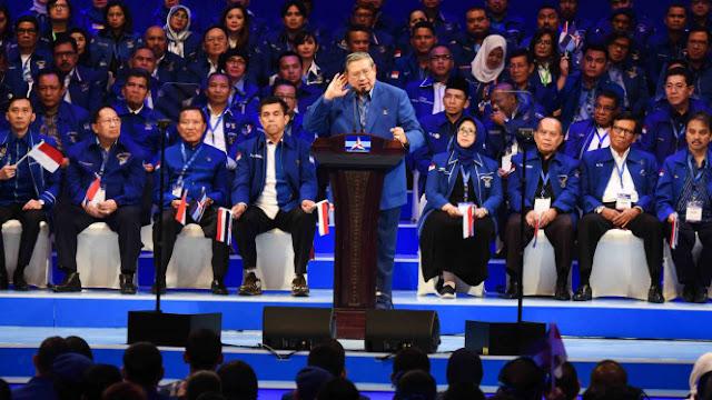 Demokrat Restui Kadernya yang Jabat Gubernur Dukung Jokowi