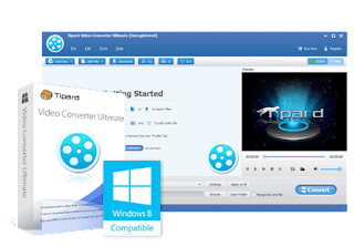 تحميل برنامج تحويل الفيديو للكمبيوتر 2017 Tipard Video Converter Ultimate