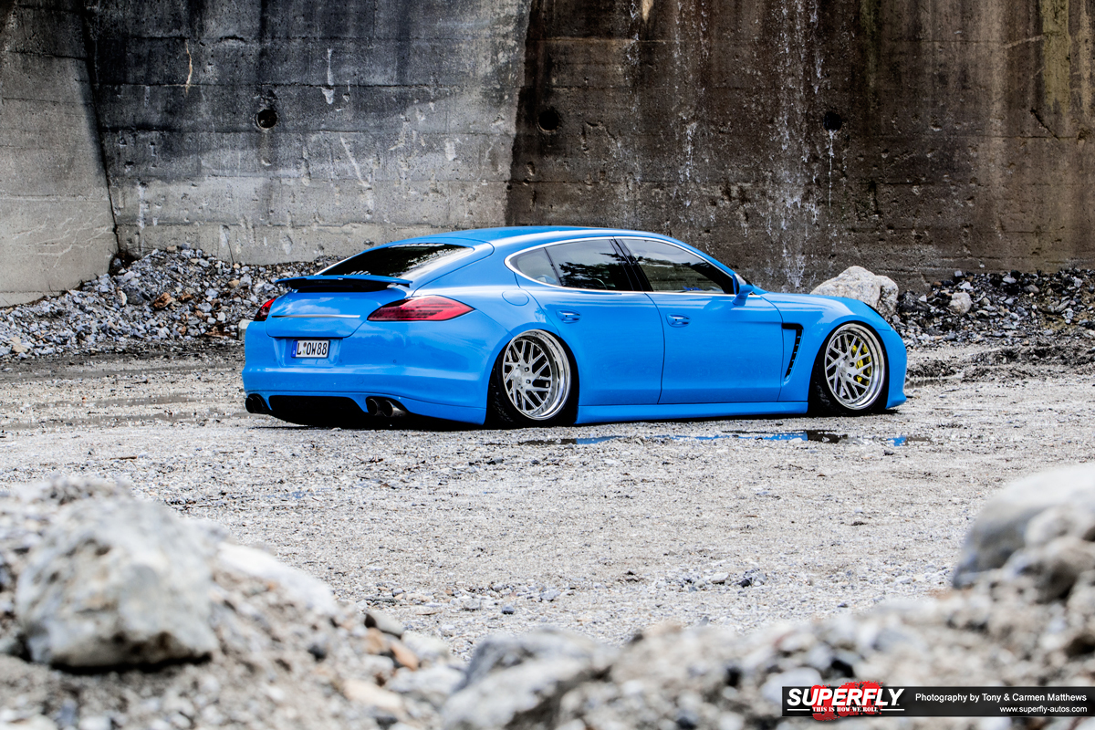 Porsche Panamera Custom