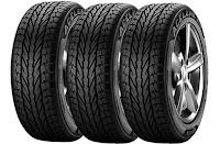 Tyres always in black colour