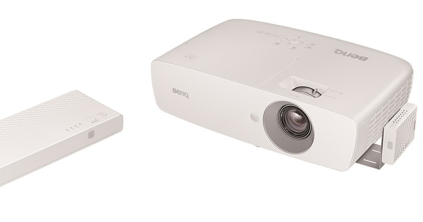 benq introduced the w1090 projector gizmo manila. Black Bedroom Furniture Sets. Home Design Ideas