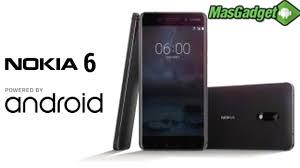 Resmi Nokia 6 Smartphone Dirilis 2018