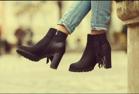 Perkembangan Sepatu Boots di Dunia