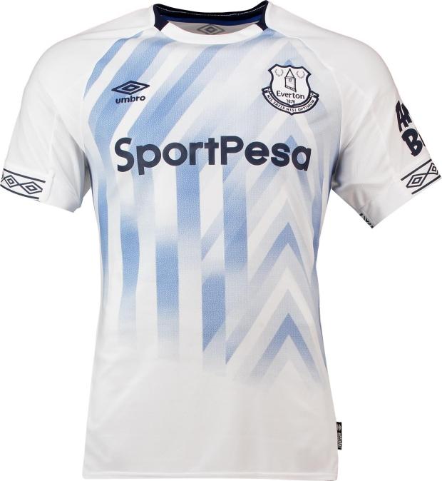 Umbro lança a nova terceira camisa do Everton - Show de Camisas 07df02bdf90a1