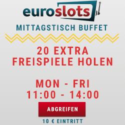 Bonus Euroslots 2018 Freispiele