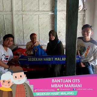 Mbah Mariani : Bantuan OTS