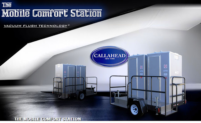 Portable Toilet Trailers:  The Mobile Comfort Station