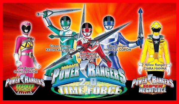 Meet 'Power Rangers' actors today in SM Megamall