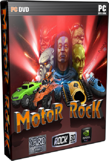 Motor Rock - SKIDROW