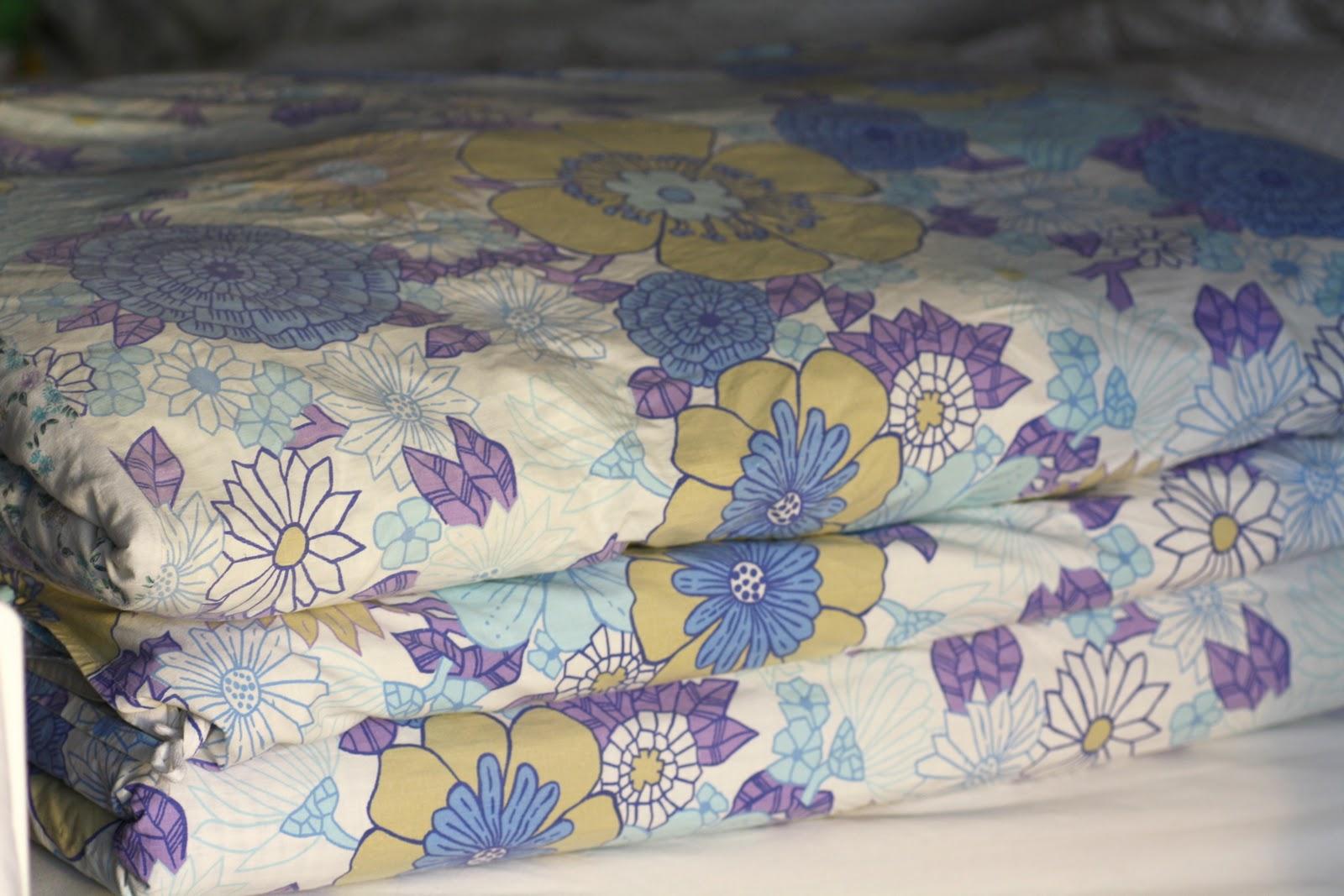 sengetøj retro Westmose: Retro sengetøj til to. sengetøj retro
