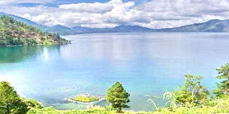 Danau Nibung Mukomuko