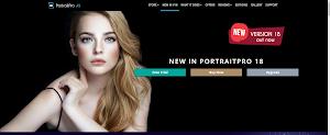 Cara Beli Potrait Pro 18 langsung dari Website resminya dengan menggunakan Kartu debit BNI / Paypal
