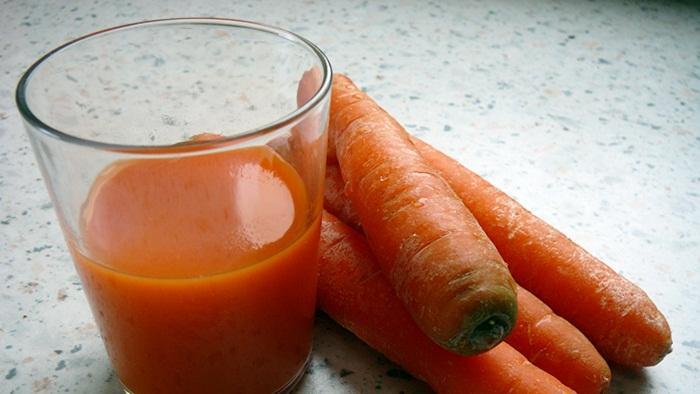 Aneka resep dan cara membuat jus wortel untuk mata
