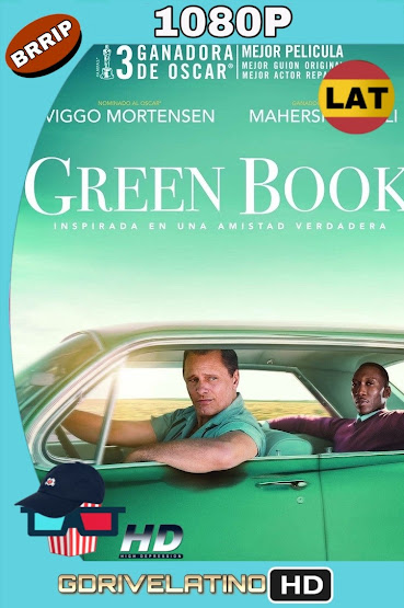 Green Book: Una Amistad Sin Fronteras (2018) BRRip 1080p Latino-Ingles MKV